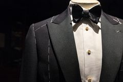 Tailored Dinner Jacket royalty free stock photo