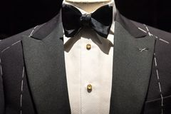 Tailored Dinner Jacket stock photography