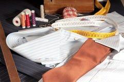 Tailored shirt Royalty Free Stock Photos