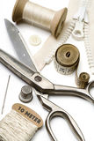 Tailoring Royalty Free Stock Images