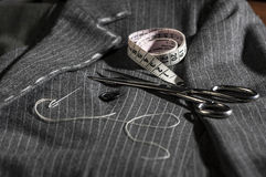 Tailoring, cut and confection stock photos