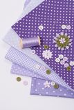 Tailoring Hobby Accessories. Sewing Craft Kit.  Royalty Free Stock Photography