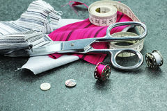 Tailoring Royalty Free Stock Photo
