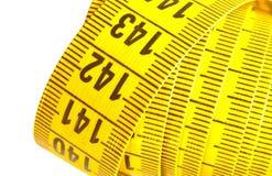 Tailoring Meter Macro Stock Photography