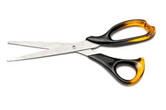 Tailoring scissors, stainless steel Royalty Free Stock Images