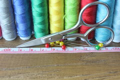 Tailoring-Still life Royalty Free Stock Photography