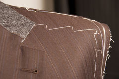 Tailors mannequin a Work in progres Stock Images