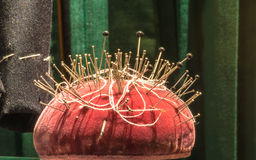 Tailors's Pin Cushion Royalty Free Stock Image