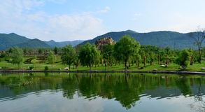 Tailrace Benxin Stock Afbeeldingen
