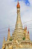 Tain Nan Pogada, Nyaungshwe, Myanmar Royalty Free Stock Photos