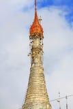 Tain Nan Pogada, Nyaungshwe, Myanmar Royalty Free Stock Photography