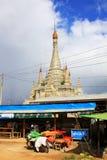 Tain Nan Pogada, Nyaungshwe, Myanmar Royalty Free Stock Photo