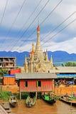 Tain Nan Pogada, Nyaungshwe, Myanmar Stock Photography