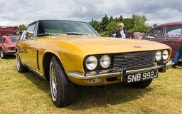 Jensen Interceptor royalty free stock photography