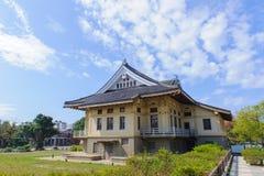 Tainan Bushido Hall Stock Photo