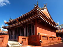 Tainan Confucius Temple Royalty Free Stock Images