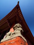 Tainan Confucius Temple Lion Royalty Free Stock Images
