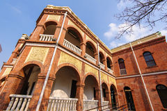 Tainan County Magistrate Residence in taiwan Royalty Free Stock Image