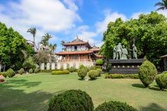 Tainan, Taiwan - November 20.2017: Chikantoren in Taiwan Royalty-vrije Stock Foto