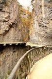 Tainmem mountain in Zhangjiajie city Royalty Free Stock Photography