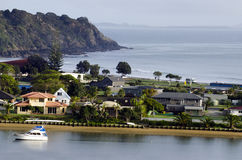 Taipa Bay - New Zealand Royalty Free Stock Images