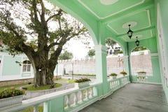Taipa houses museum Royalty Free Stock Photo