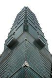 Taipeh 101 Stock Foto's