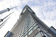 Taipeh 101 Stock Afbeelding