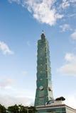 Taipeh 101 Immagine Stock Libera da Diritti
