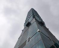 Taipeh 101 Buidling in Taipeh, Taiwan Royalty-vrije Stock Foto