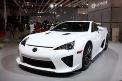 TAIPEH - 3. Januar: Lexus LAF Lizenzfreie Stockfotografie
