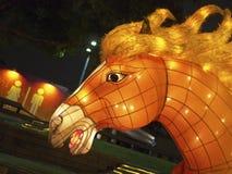 Taipeh-Laternen-Festival 2014 Stockfoto