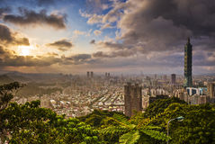 Taipeh Taiwan Royalty-vrije Stock Afbeeldingen