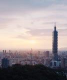 Taipeh, Taiwan Stock Foto's