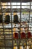 Taipeh, Taiwan, amerikanisches Restaurant, Wein, Darstellung, lizenzfreie stockfotografie