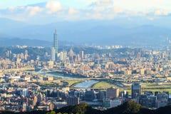 Taipeh, Taiwan-Stadtbild von Neihu-Bezirk stock video footage