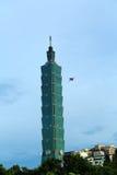 Taipeh 101 Toren Royalty-vrije Stock Afbeeldingen