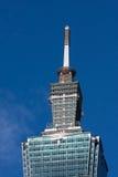 Taipei 101 Fotos de archivo libres de regalías
