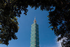 Taipei 101 Stock Photos