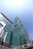 Taipei 101 Imágenes de archivo libres de regalías
