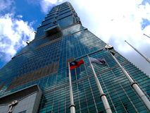 Taipei 101 Fotografia de Stock Royalty Free