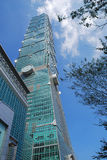 Taipei 101 Royalty Free Stock Photography