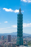 Taipei 101 building Stock Photos