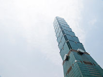 Taipei 101 building. Stock Image