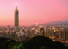 Taipei Imágenes de archivo libres de regalías