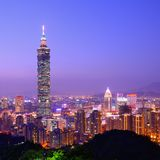 Taipei Royalty Free Stock Photos