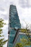 Taipei 101 Imagem de Stock