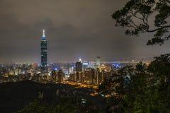 Taipei 101 Immagine Stock