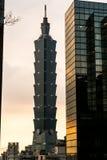 101 Taipei Imagens de Stock