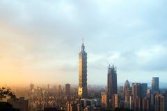 Taipei101 Lizenzfreies Stockbild